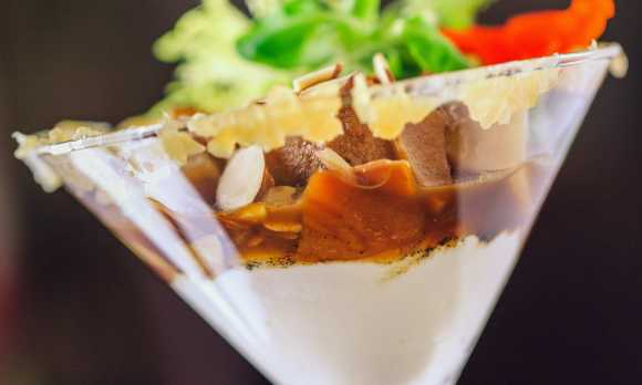 Burrata Martini