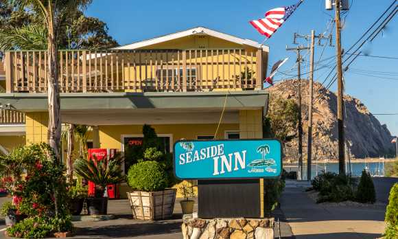 Seaside Inn - Morro Rock