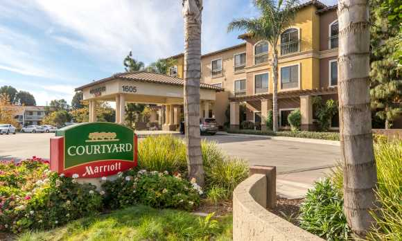 Courtyard by Marriott, SLO