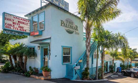 Palomar Inn