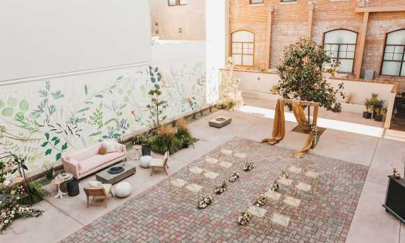 Courtyard Ceremony Overview 2