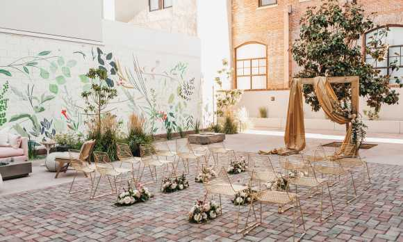 Courtyard Ceremony Overview