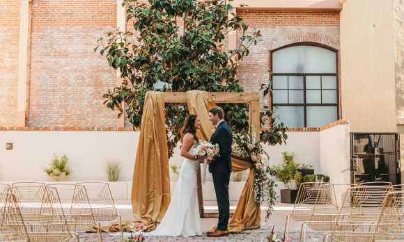 Gold Courtyard Ceremony