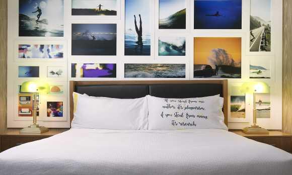 Campus Bed Guestroom