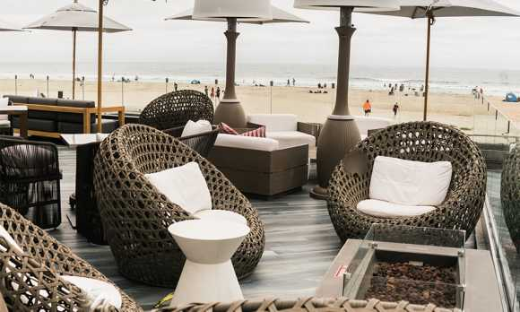 Beachfront Patio Space