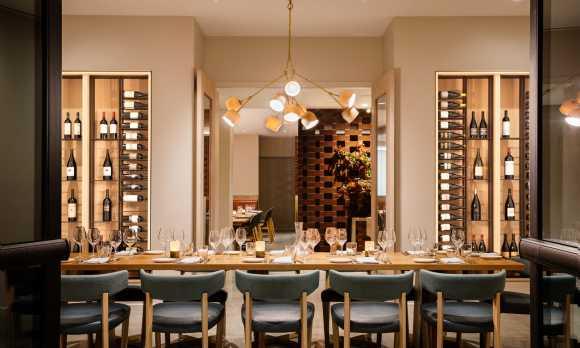 Hotel San Luis Obispo Wine Library