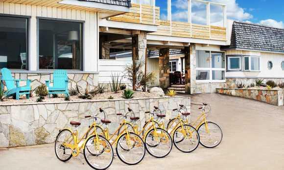 Cambria Beach Lodge Bikes