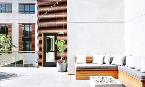 Meeting Space Terrace