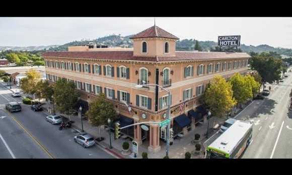 The Carlton Hotel - Atascadero, CA