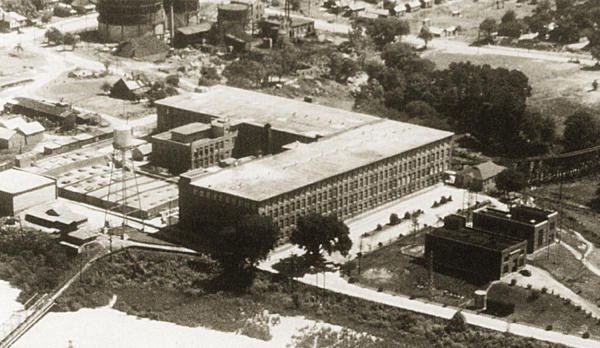 Columbia Mills Building