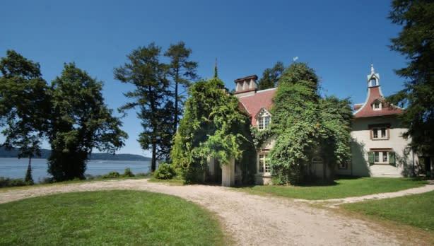 Washington Irving's Sunnyside estate