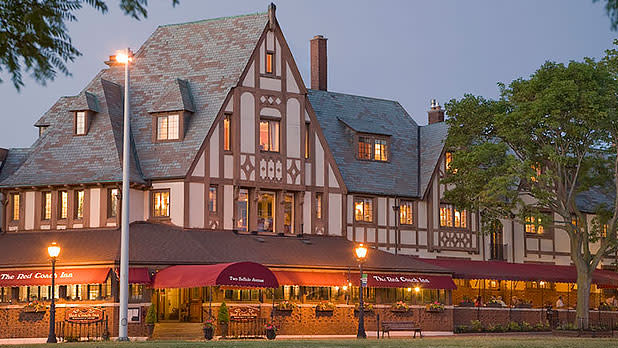 Red Coach Inn in the Niagara Falls region