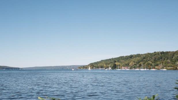 Cayuga Lake Ithaca