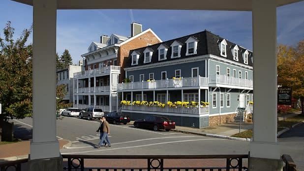 Hudson House Inn Cold Spring