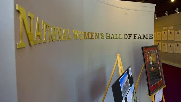 National Women's Hall of Fame2