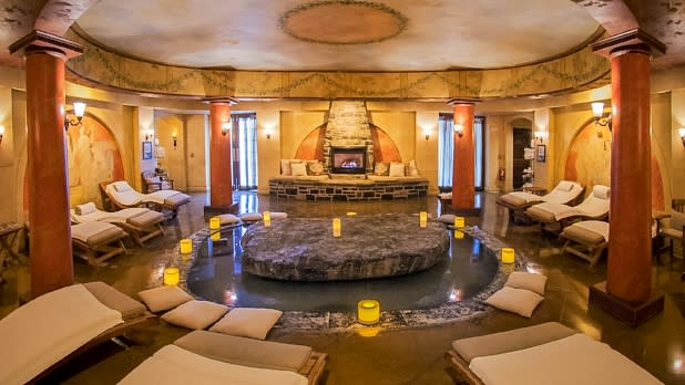 Rest and Relaxation Center at the Mirbeau Inn and Spa