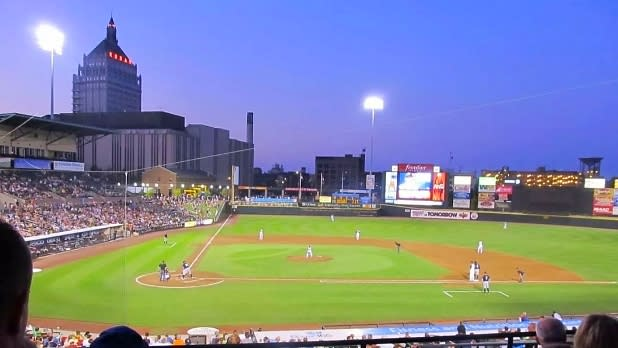 Rochester Red Wings Baseball