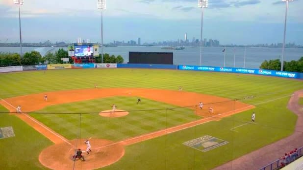 The Staten Island Yankees