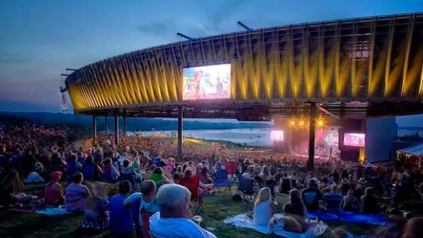 Lakeview Amphitheater Summer Concerts