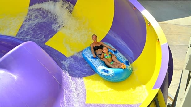 Zoom Flume Water Park