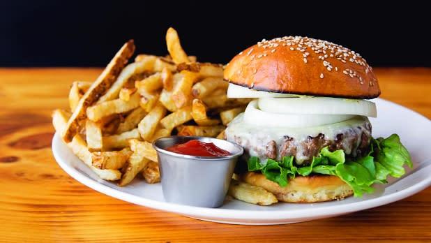 Marble + Rye Burger
