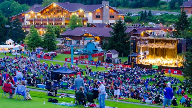Ellicottville Summer Music Festival