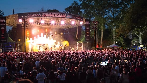 15 of the Best New York State Summer Music Festivals