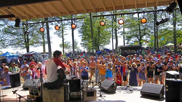 Great Blue Heron Festival
