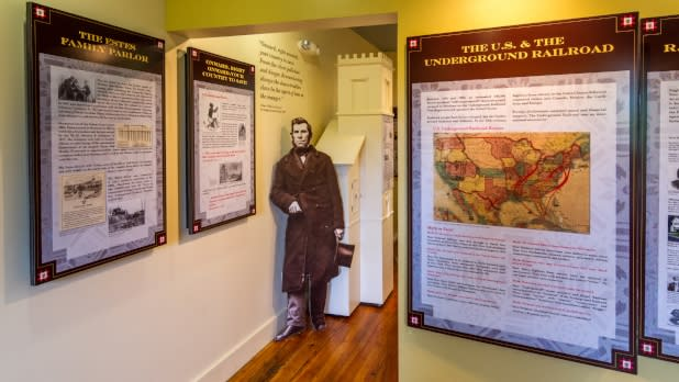 North Star Underground Railroad - Photo Courtesy of North Star Underground Railroad
