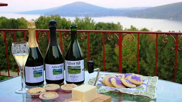 Arbor Hill Grapery & Winery