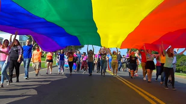 Oswego Pride Parade & Festival