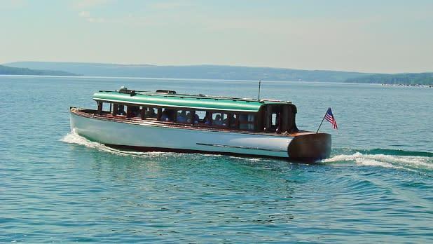 Mid-Lakes Navigation, Skaneateles