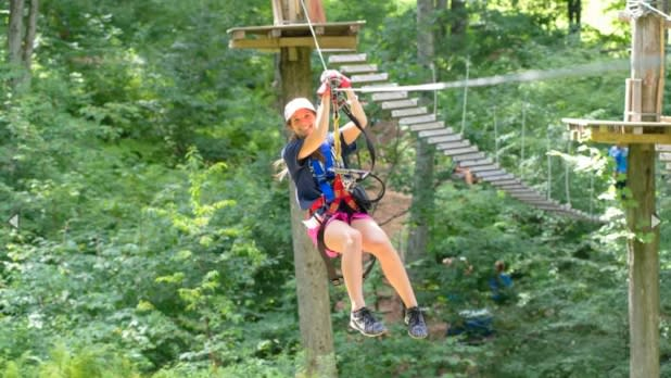 14 Best Ziplining and Ropes Parks in New York | Family
