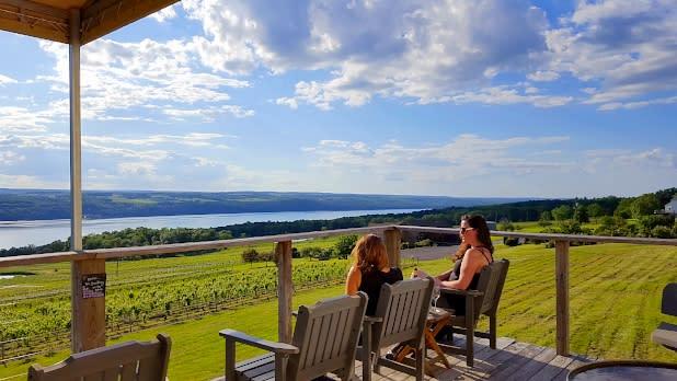 Atwater - Seneca Lake Wine Trail