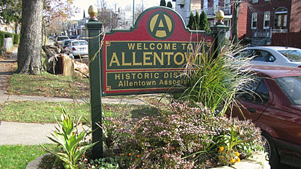 Allentown Shopping District, Buffalo
