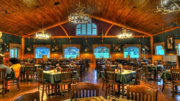 Copy of Sprague's Maple Farms & Restaurant