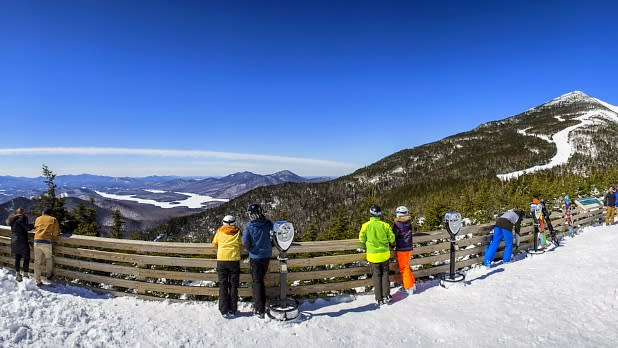 Whiteface - Panorama
