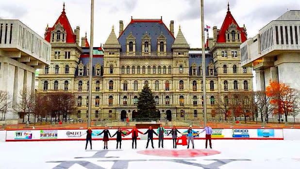 Empire State Plaza- Capitol