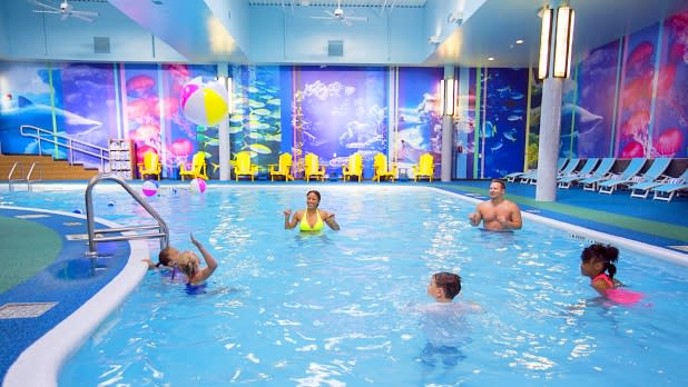 Indoor Pools Water Parks In New York State Winter Family Fun
