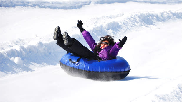 Rocking Horse Ranch Resort - Snow tubing
