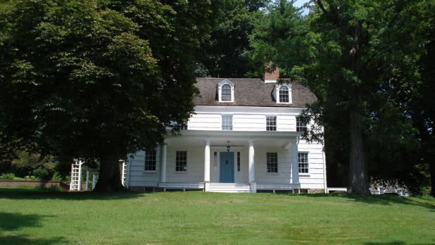 Joseph Lloyd Manor House - Photo Courtesy of Joseph Lloyd Manor House