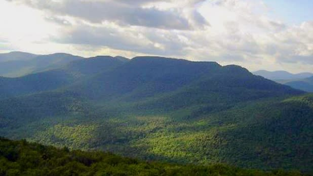 Overlook Mountain - Photo Courtesy of Ulster County Tourism