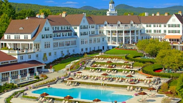 The Sagamore Resort - Photo Courtesy of The Sagamore Resort