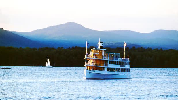 Lake George Shoreline Cruise