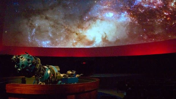 Rochester Museum & Science Center Strasenburgh Planetarium