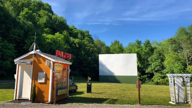 Four Brothers Drive In