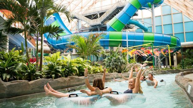 The Kartrite Resort & Indoor Waterpark; Credit: The Kartrite Resort & Indoor Waterpark