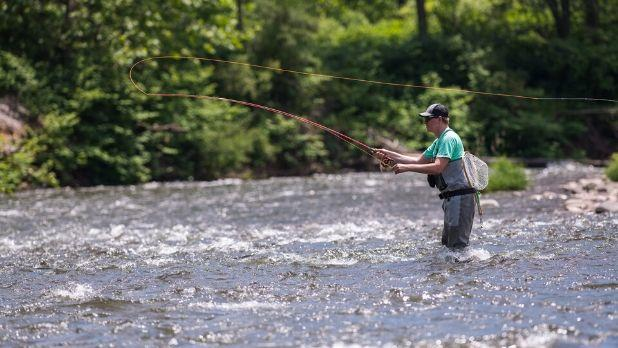 Fly Fishing in the Catskills