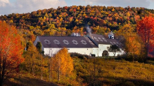 Brewery Ommegang, Fall