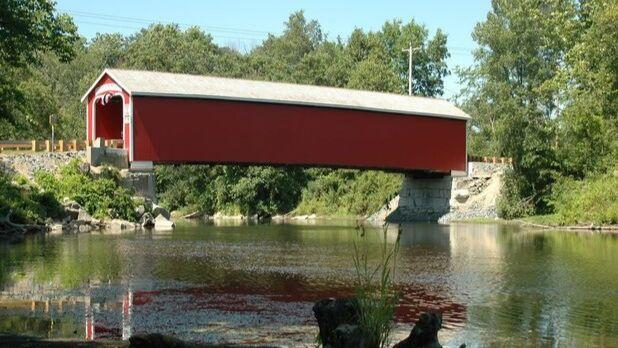 Rexleigh Covered Bridge, Salem
